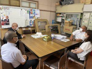 自治労長崎県職員連合労働組合 県央支部